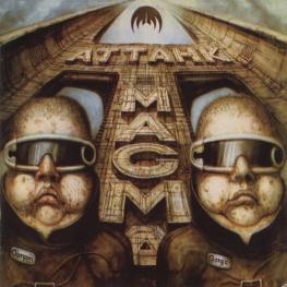 Audio CD: Magma (6) (1978) Attahk