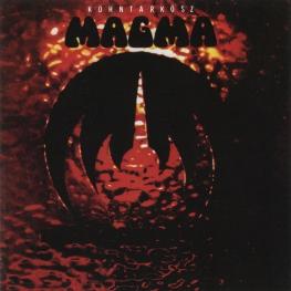 Audio CD: Magma (6) (1974) Köhntarkösz