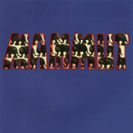 Audio CD: Mammut (1971) Mammut