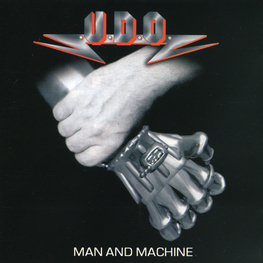 Audio CD: U.D.O. (2) (2002) Man And Machine