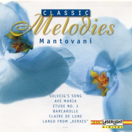 Audio CD: Mantovani (1996) Classic Melodies