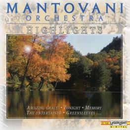 Audio CD: Mantovani And His Orchestra (1999) Highlights