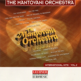 Audio CD: Mantovani And His Orchestra (1989) International Hits Vol.2