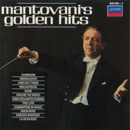 Audio CD: Mantovani And His Orchestra (1967) Mantovani's Golden Hits