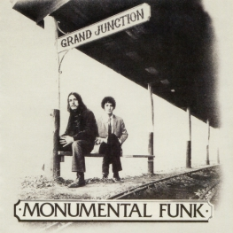 Audio CD: Mark Farner (1974) Monumental Funk