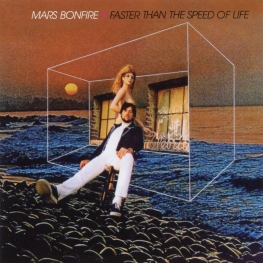 Audio CD: Mars Bonfire (1969) Faster Than The Speed Of Life