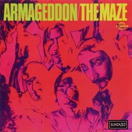 Audio CD: Maze (2) (1969) Armageddon