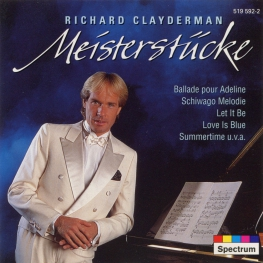 Audio CD: Richard Clayderman (1994) Meisterstucke