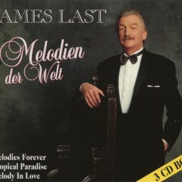 Audio CD: James Last (1996) Melodien Der Welt