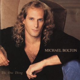 Audio CD: Michael Bolton (1993) The One Thing