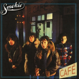 Audio CD: Smokie (1976) Midnight Cafe