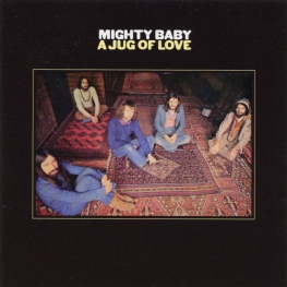 Audio CD: Mighty Baby (1971) A Jug Of Love