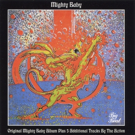Audio CD: Mighty Baby (1969) Mighty Baby