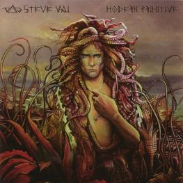 Audio CD: Steve Vai (2016) Modern Primitive