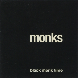 Audio CD: Monks (1966) Black Monk Time