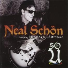 Audio CD: Neal Schon (2014) So U
