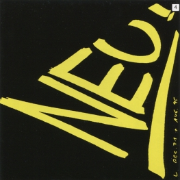 Audio CD: Neu! (1995) Neu! 4