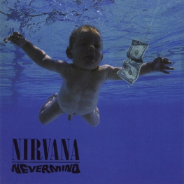Audio CD: Nirvana (1991) Nevermind