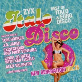 Audio CD: VA ZYX Italo Disco New Generation (2019) Vol. 15