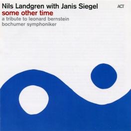 Audio CD: Nils Landgren (2016) Some Other Time