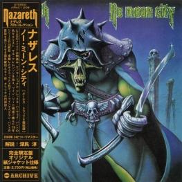 Audio CD: Nazareth (1978) No Mean City