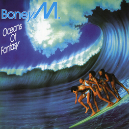 Audio CD: Boney M (1979) Oceans Of Fantasy