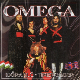 Audio CD: Omega (1976) Időrabló • Time Robber