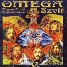 Audio CD: Omega (1973) Omega 5 (Szvit)