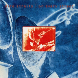Audio CD: Dire Straits (1991) On Every Street