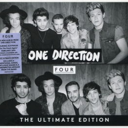 Audio CD: One Direction (2014) FOUR