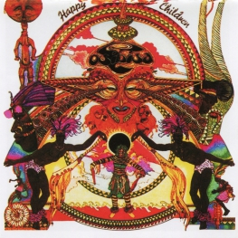 Audio CD: Osibisa (1973) Happy Children