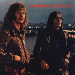 Audio CD: Parrish & Gurvitz (1971) Parrish & Gurvitz