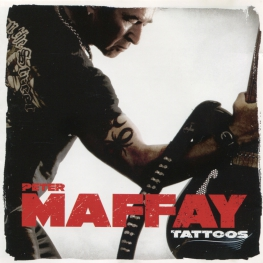 Audio CD: Peter Maffay (2010) Tattoos
