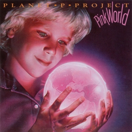 Audio CD: Planet P Project (1984) Pink World