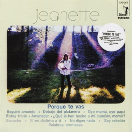 Audio CD: Jeanette (6) (1976) Porque Te Vas