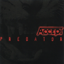 Audio CD: Accept (1996) Predator