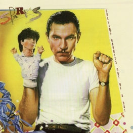 Audio CD: Sparks (1984) Pulling Rabbits Out Of A Hat