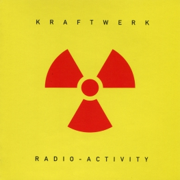 Audio CD: Kraftwerk (1975) Radio-Activity