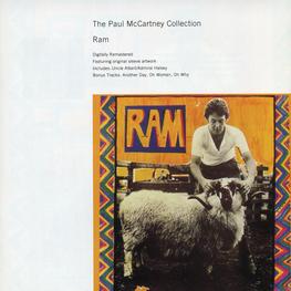 Audio CD: Paul McCartney (1971) Ram