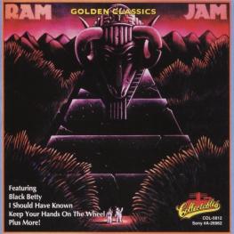 Audio CD: Ram Jam (1977) Golden Classics