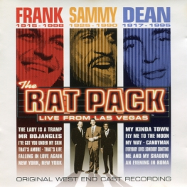 Audio CD: Rat Pack (2004) Live From Las Vegas
