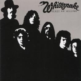 Audio CD: Whitesnake (1980) Ready An' Willing