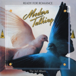 Audio CD: Modern Talking (1986) Ready For Romance