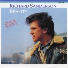 Audio CD: Richard Sanderson (1987) Reality