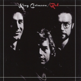 Audio CD: King Crimson (1974) Red