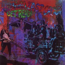 Audio CD: Richard Last Group (1972) Get Ready