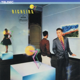 Audio CD: Righeira (1983) Righeira