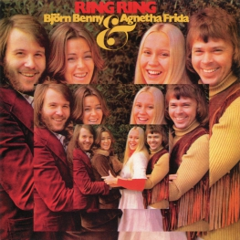 Audio CD: ABBA (1973) Ring Ring