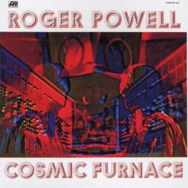 Audio CD: Roger Powell (1973) Cosmic Furnace