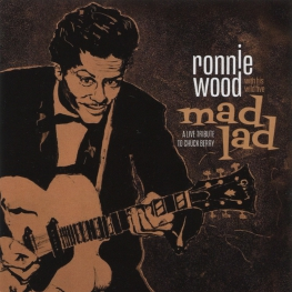 Audio CD: Ronnie Wood (2019) Mad Lad